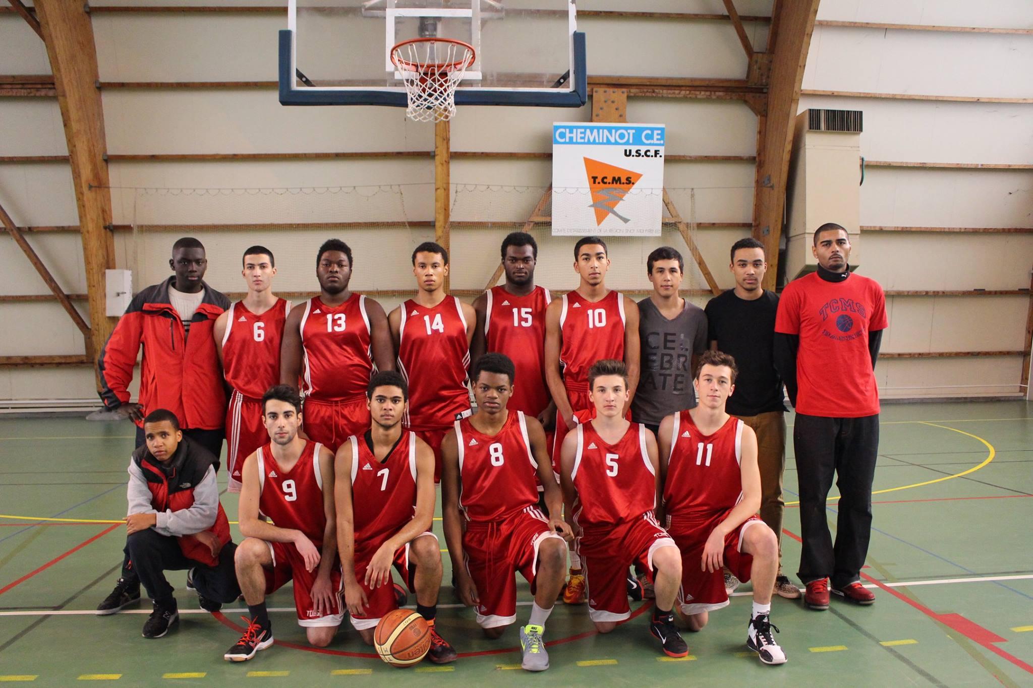 Photo Équipe U20M / Saison 2014-2015