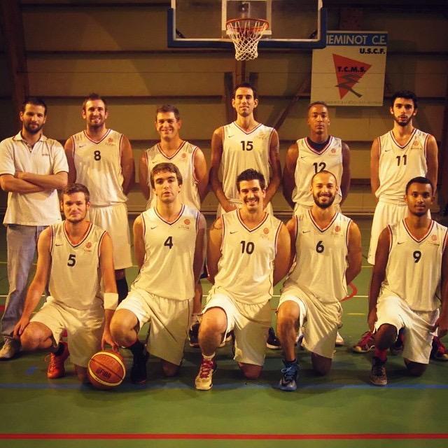 Photo équipe SG1 / Saison 2014_15