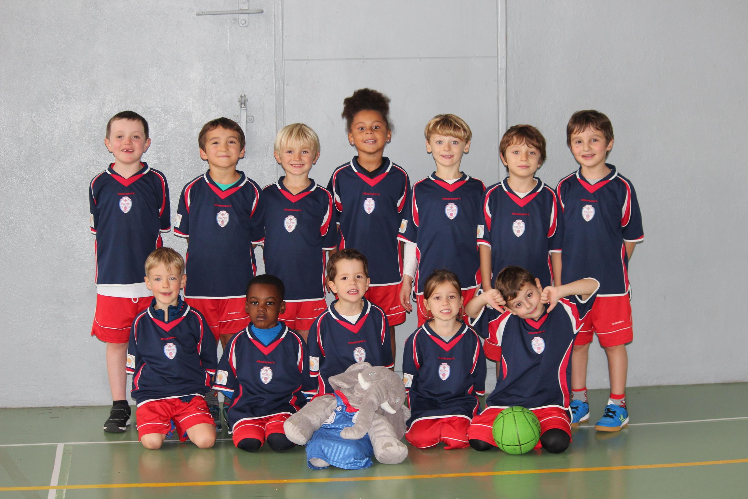 Photo Équipe U7 / Saison 2018-2019